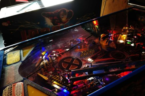 Bar Games Pinball
