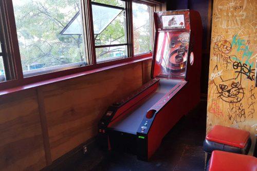 Bar Games Skeeball