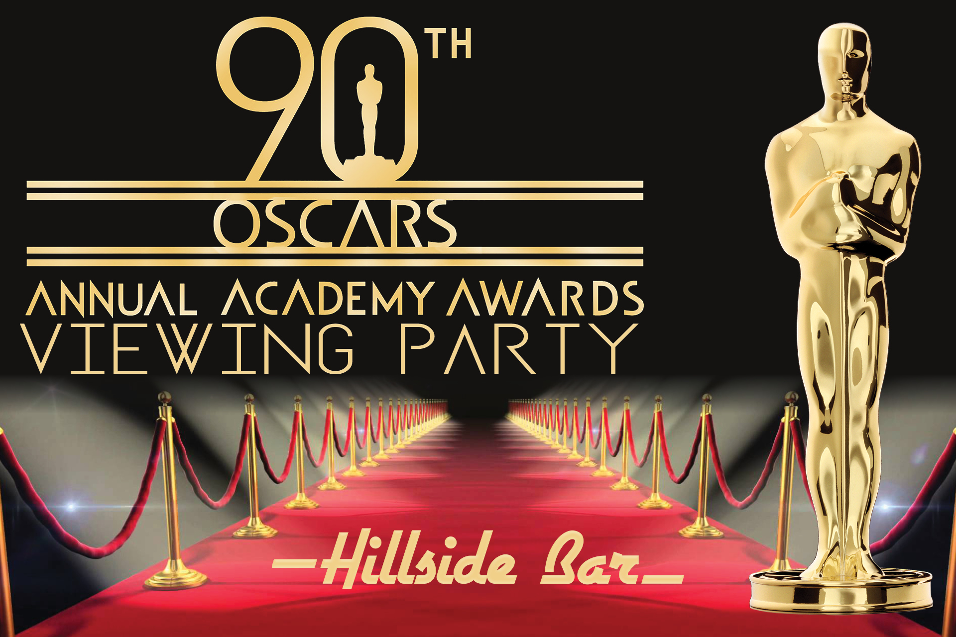 Hilside Oscar Party