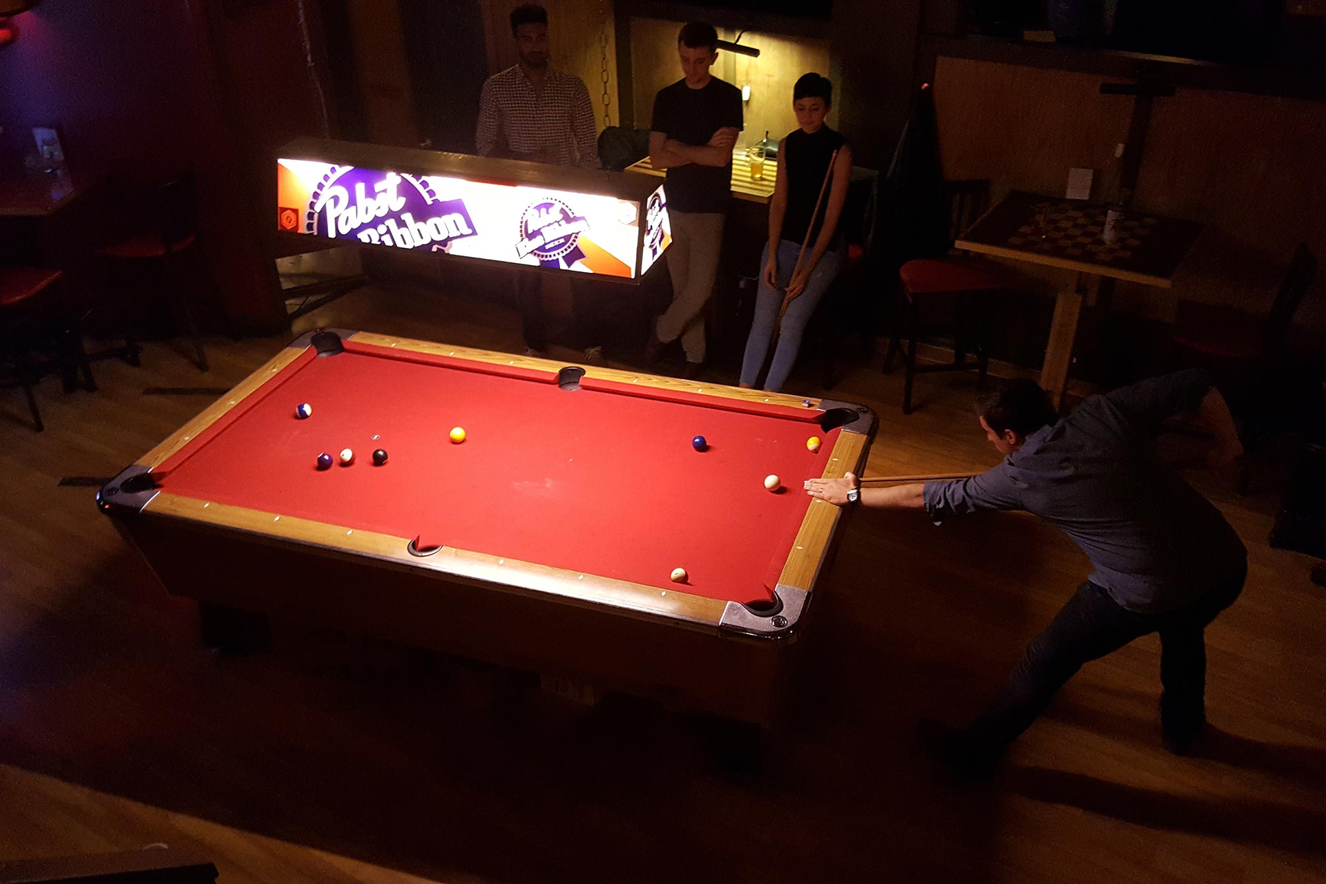 Free Pool Sundays