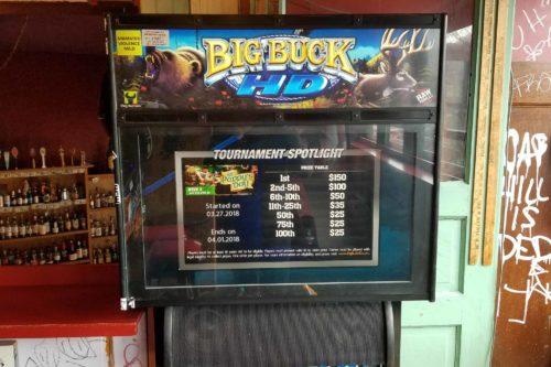 Big Buck HD Game