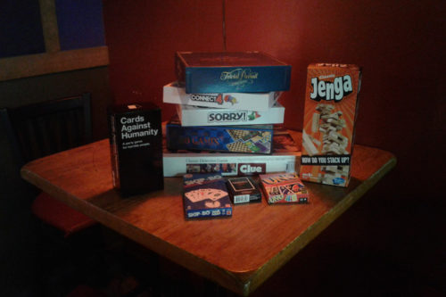 Bar Games Board Games