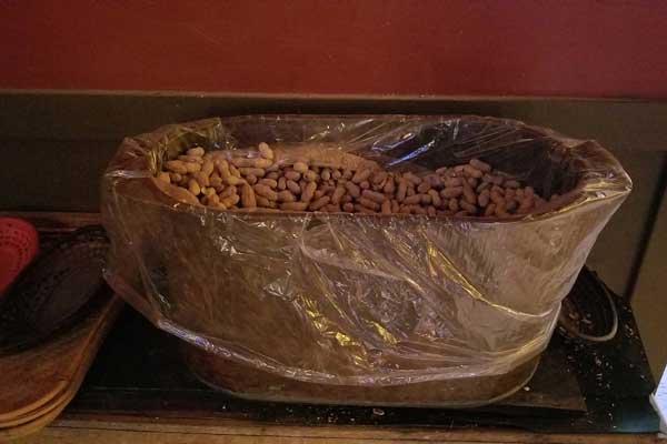 Hillside Peanuts