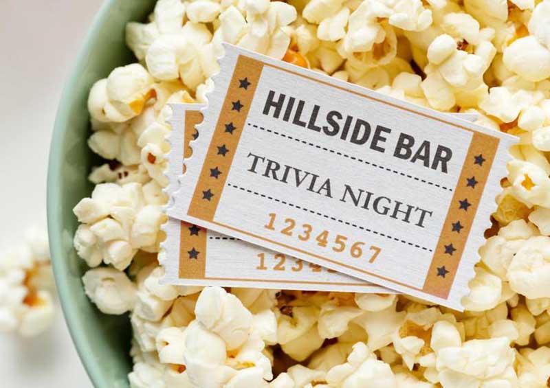 Hillside-November Trivia