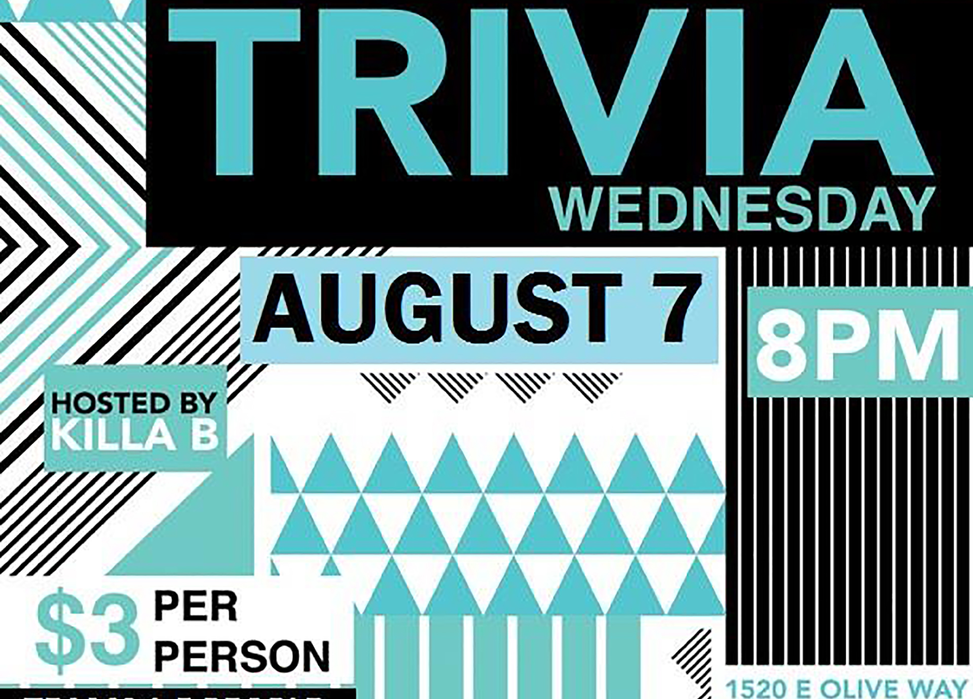 Hillside August Trivia