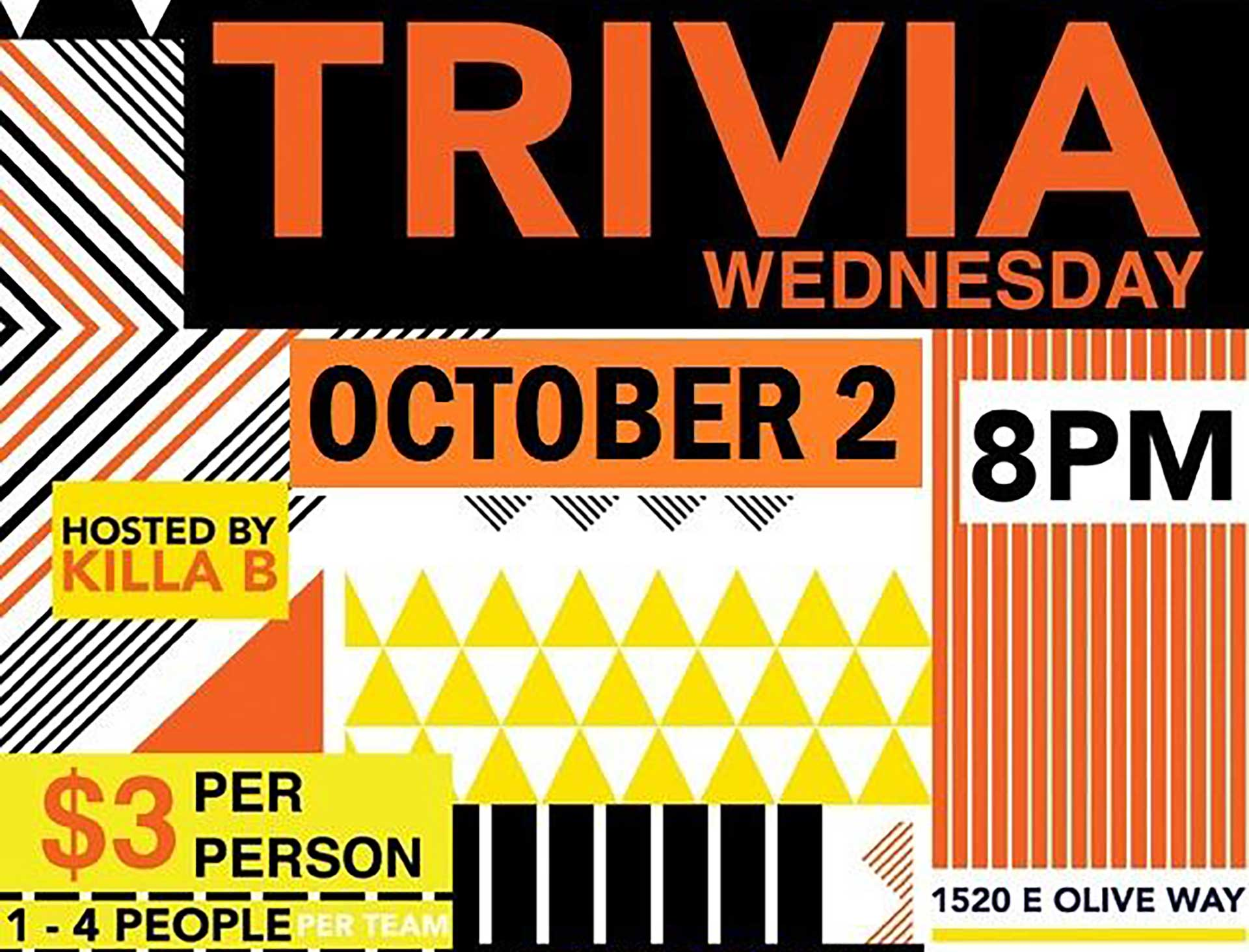 October Trivia