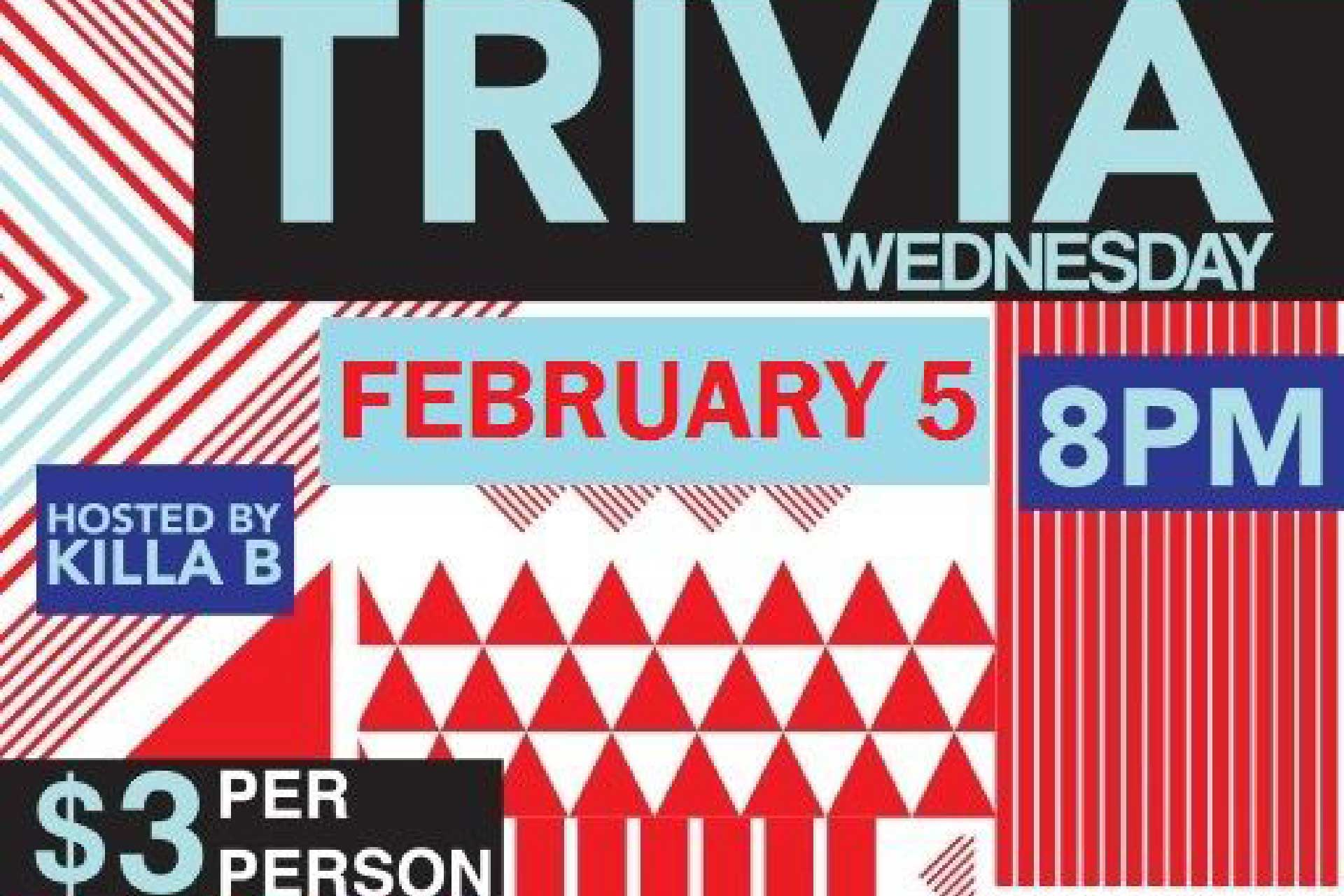 Hillside February Trivia